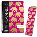 Picture of HARDCOVER Academic Year Planner 2018-2019 (Elephants)