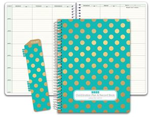 Picture of HARDCOVER Combination Plan and Record Book