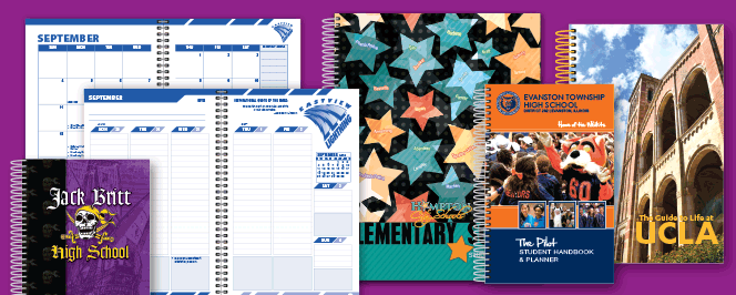 Picture for category Custom Planners